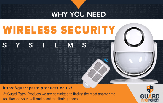 Why you Need Wireless Security Systems?