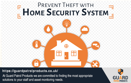 Prevent Theft with Home Security System