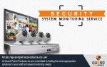 Security System Monitoring Service