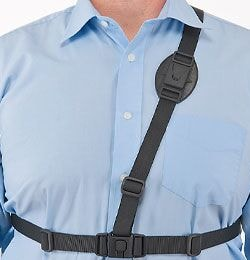 Shoulder Harness Body Worn CCTV