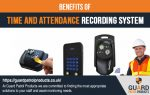 Top Benefits of Time And Attendance Recording System