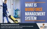 What is Workforce Management System