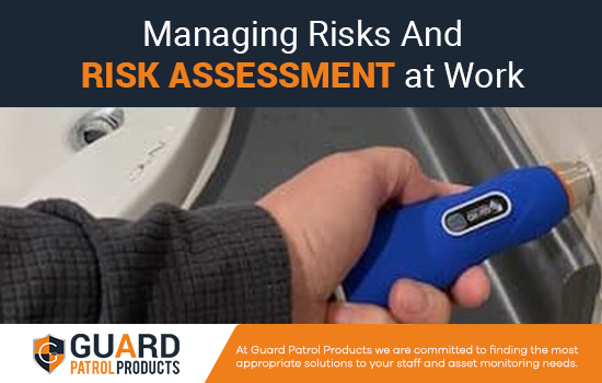 Managing Risks And Risk Assessment at Work