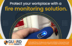 Protect your workplace with a fire monitoring solution